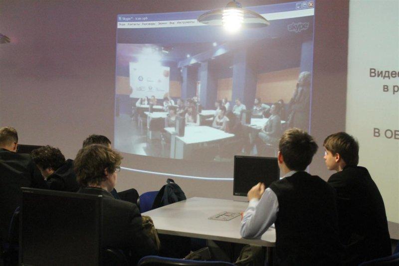 Фото к Телемост «Наука побеждать» связал информационные центры по атомной энергии Санкт-Петербурга и Челябинска