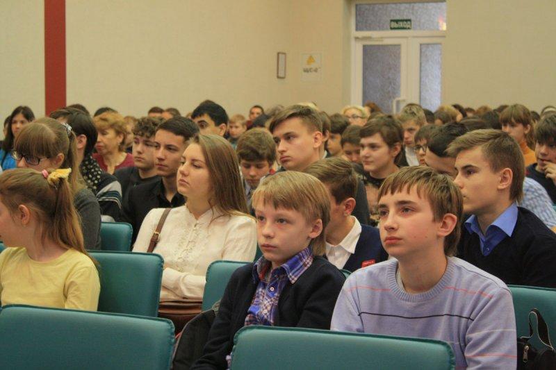 Фото к Калининградский информационный центр по атомной энергии выступил партнером региональной олимпиады «Эрудиты Балтики»