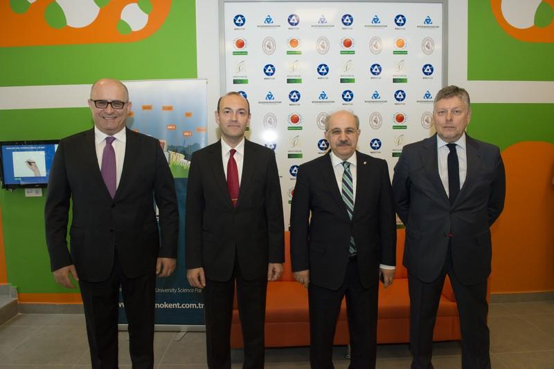 Фото к Техническое открытие информационного центра по атомной энергии состоялось в Стамбуле
