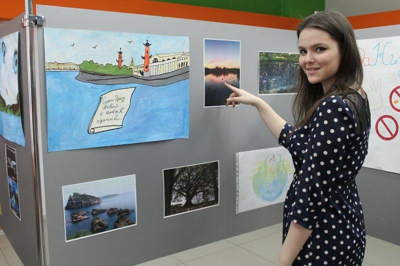 Фото к Более 200 человек приняли участие в экофоруме «Завтра будет!» в информационном центре по атомной энергии Санкт-Петербурга