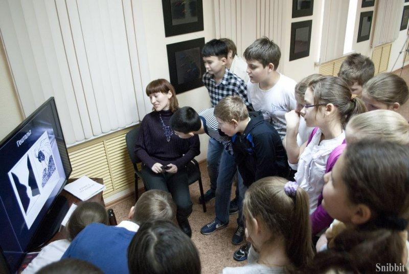 Фото к Владимирские школьники разгадали «Цифровые сны» вместе с информационным центром по атомной энергии