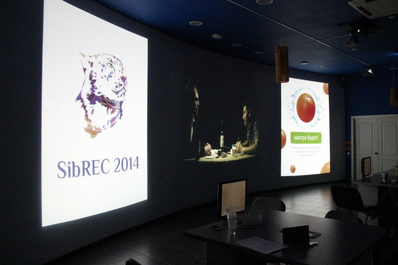 Фото к В красноярском информцентре по атомной энергии определили победителей и призеров конкурса «SibREC — 2014»