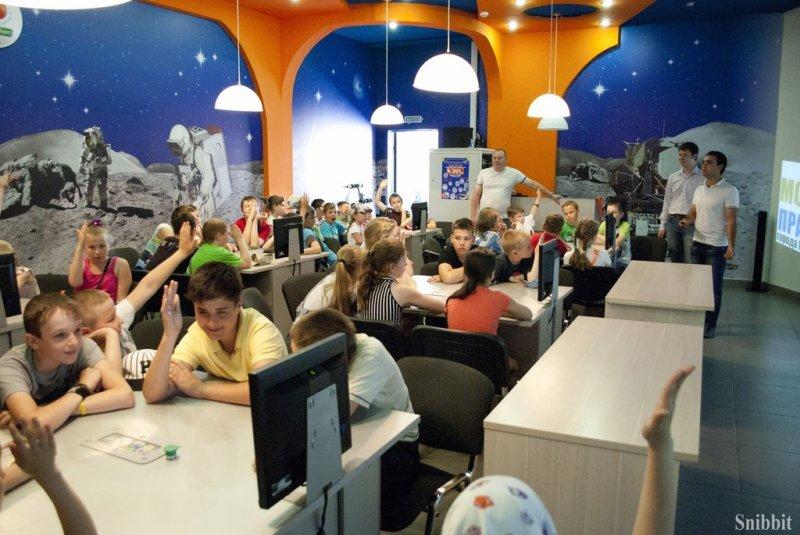 Фото к «Экологическая азбука»: во владимирском информационном центре по атомной энергии отметили Всемирный день эколога