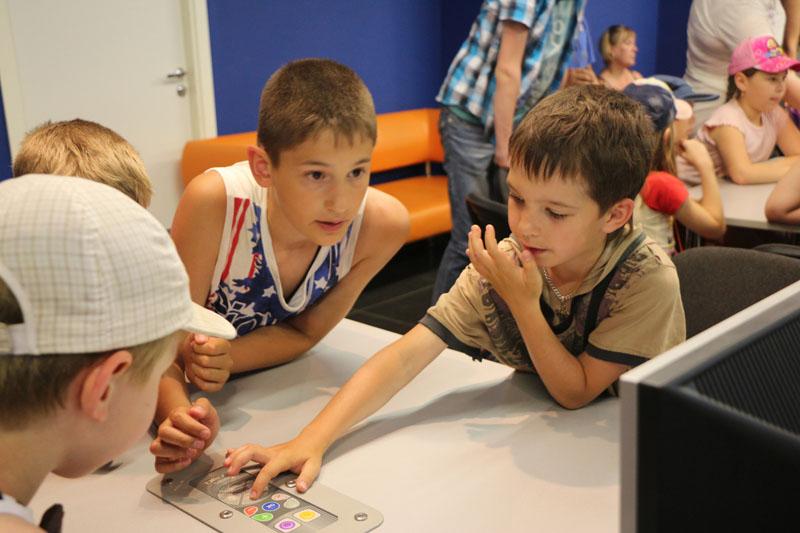 Фото к «Дни безопасности с МЧС» стартовали в томском информационном центре по атомной энергии