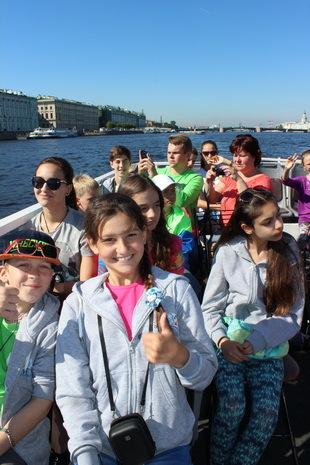 Фото к VI Международный детский творческий проект «Nuclear Kids» стартовал в Санкт-Петербурге
