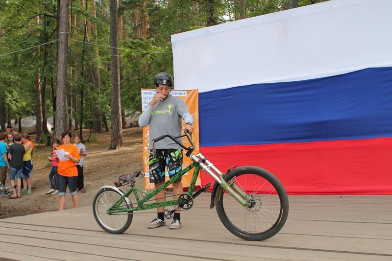 Фото к Челябинский информационный центр по атомной энергии стал организатором Второго областного фестиваля технического творчества