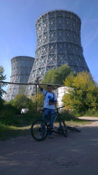 Фото к Участники  «Атомного велопробега» в 12 российских городах убедились: радиация в норме