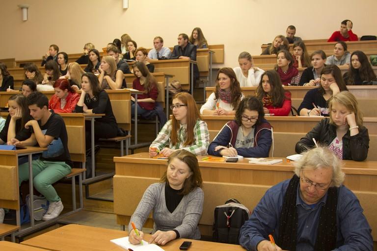 Фото к Более 150 человек приняли участие в «Энергии науки» в Калининграде