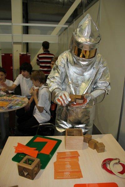 Фото к Информационный центр по атомной энергии Екатеринбурга стал участником программы чемпионата WorldSkills Hi-Tech