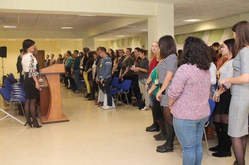 Фото к Более 300 студентов приняли участие в фестивале «PR в Ростове»