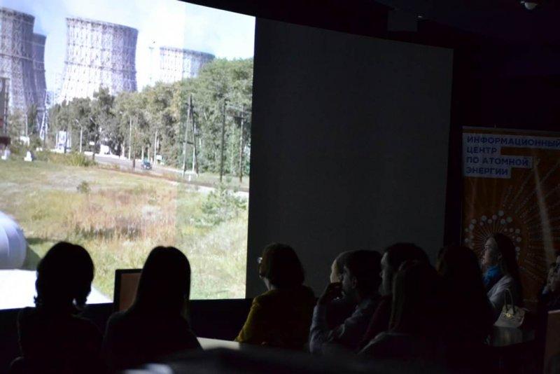 Фото к Информационный центр по атомной энергии Воронежа наградил лучших в конкурсе «Наука и техника в лицах»