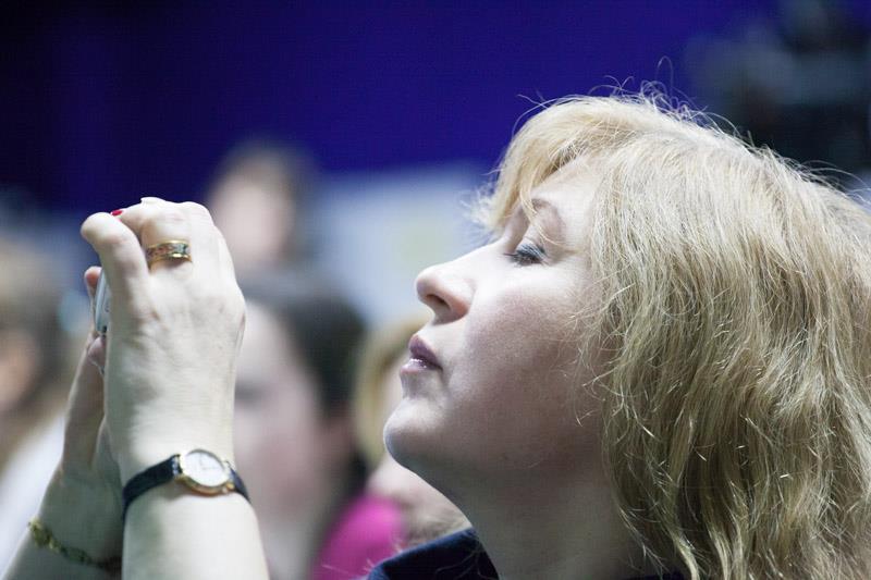 Фото к «Энергия науки»: жители Мурманска посетили лекцию потенциального нобелевского лауреата по химии Артема Оганова