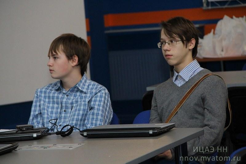 Фото к Школа выходного дня по современному программированию открылась в ИЦАЭ Нижнего Новгорода