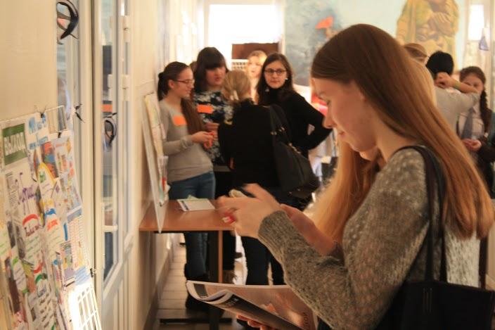 Фото к Свобода слова: ИЦАЭ Калининграда принял участие в III областном фестивале школьных СМИ