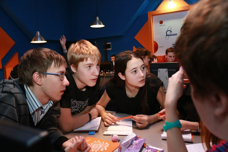 Фото к Победителями чемпионата «Формула интеллекта» снова стали школьники из Челябинской области