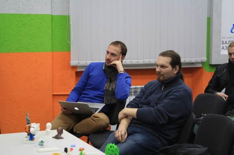 Фото к Туфелька для золушки и бюстик Путина: в ИЦАЭ Калининграда продемонстрировали уникальные возможности 3D-печати
