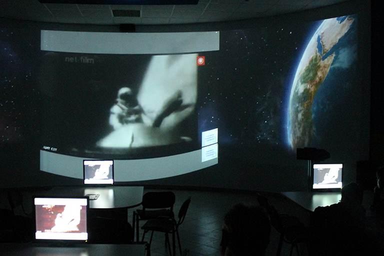 Фото к «Космический марафон»: более 1500 человек стали участниками мероприятий ИЦАЭ в канун празднования Дня космонавтики