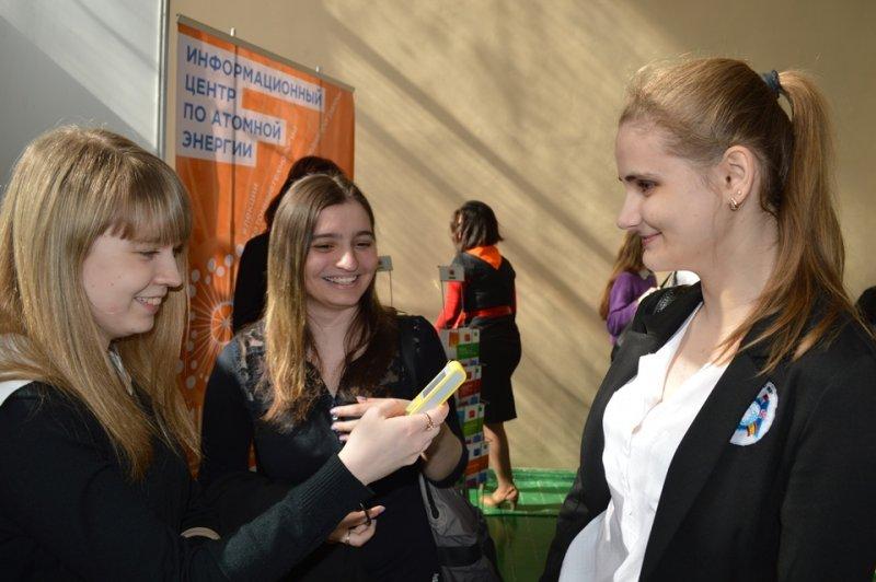 Фото к Знания для всех: ИЦАЭ Смоленска стал участником научно-технической выставки