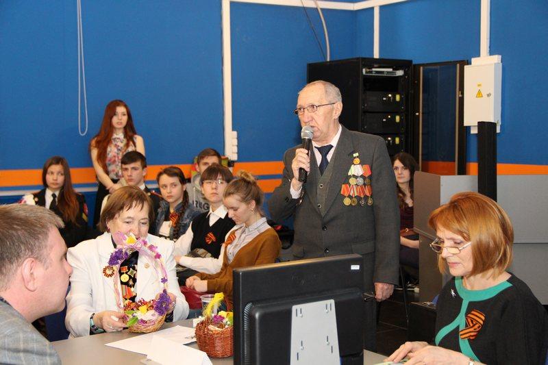 Фото к В ИЦАЭ Нижнего Новгорода наградили участников конкурса, посвященного 70-летию Победы
