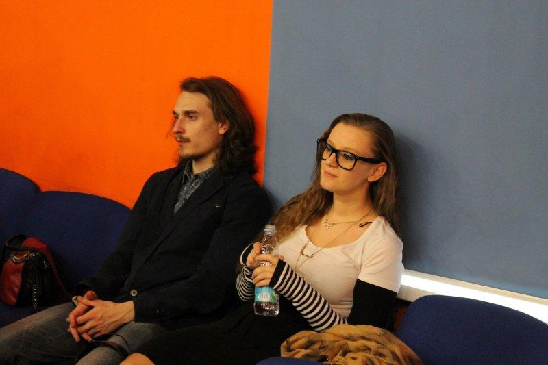 Фото к В ИЦАЭ Санкт-Петербурга прошла встреча молодых режиссеров
