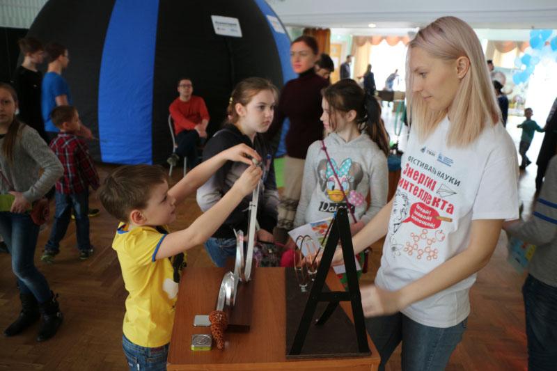 Фото к В Северске прошел второй фестиваль «Энергия интеллекта»