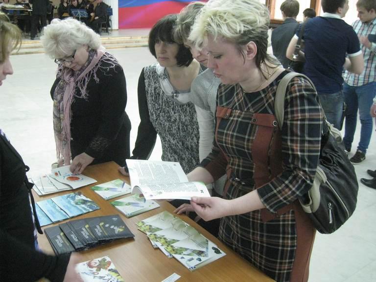Фото к ИЦАЭ Ульяновска стал участником съезда уполномоченных по правам ребенка