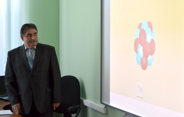 Фото к Атомные уроки: в Нововоронеже выбрали лучшего учителя физики