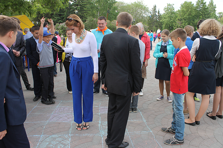 Фото к Новосибирцы увидели «Настоящее будущее» с центром по атомной энергии