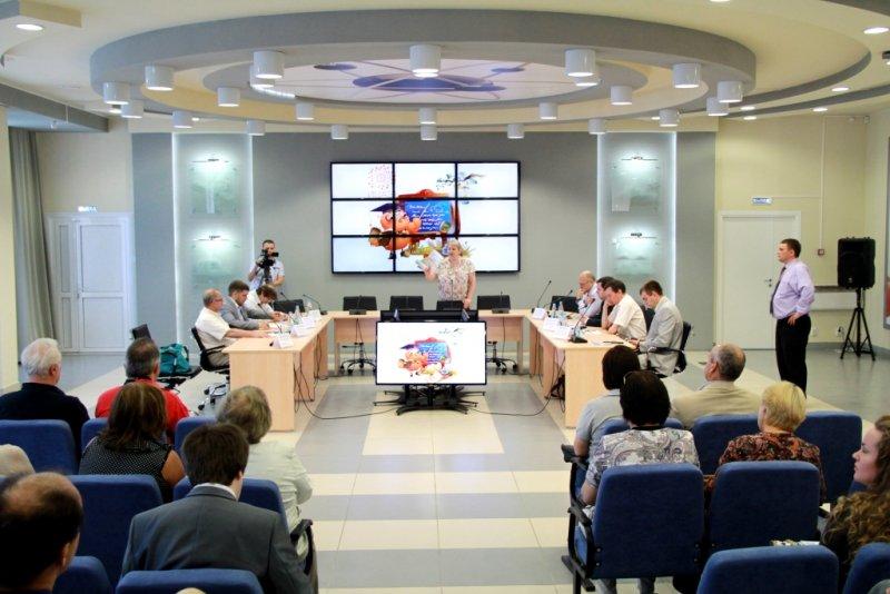 Фото к Делегация МАГАТЭ посетила ИЦАЭ Красноярска