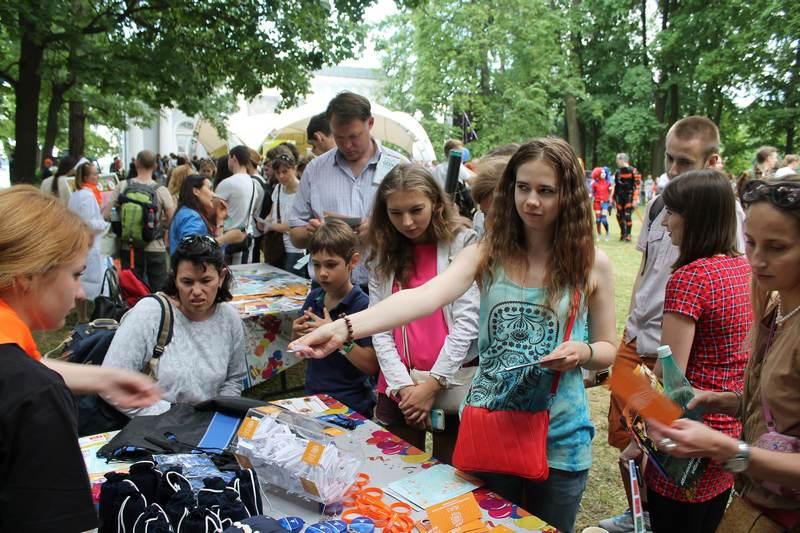 Фото к Сделать мир лучше: в Петербурге прошел Geek Picnic