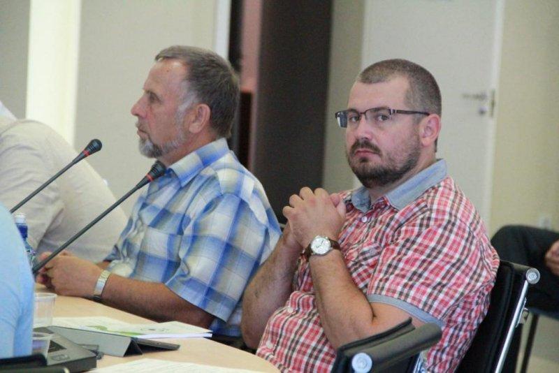 Фото к Красноярским депутатам рассказали о работе Росатома в регионе