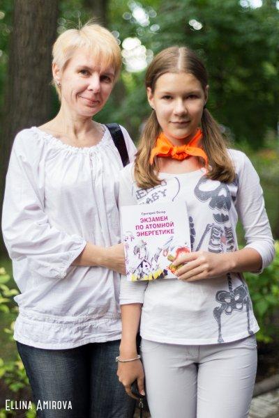 Фото к Фото за знания: ИЦАЭ Саратова принял участие в городском фестивале