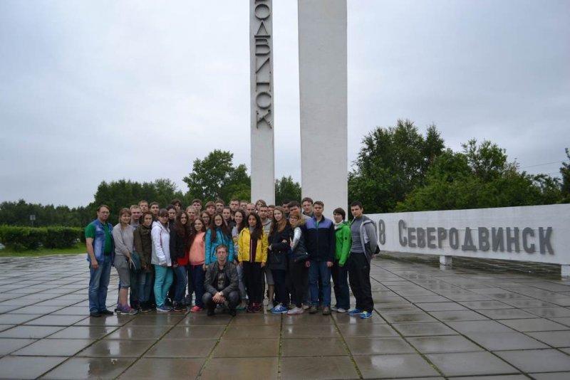 Фото к Нижегородские студенты отправились в тур по закрытым стратегическим предприятиям