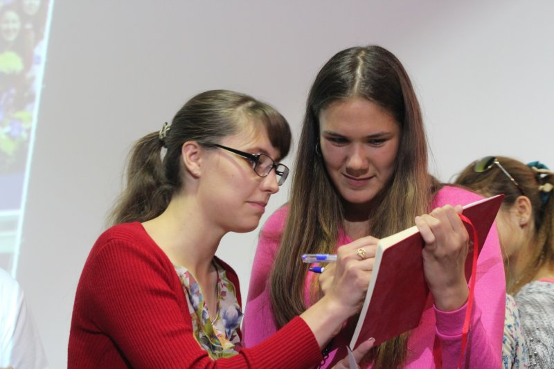 Фото к ДоброСмена: в Челябинске прошел тренинг для волонтеров