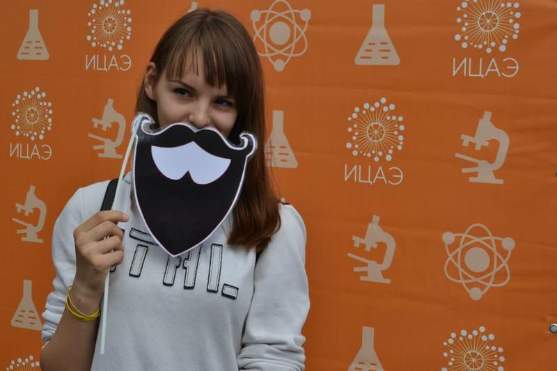 Фото к Наука на празднике: в Екатеринбурге прошел день города