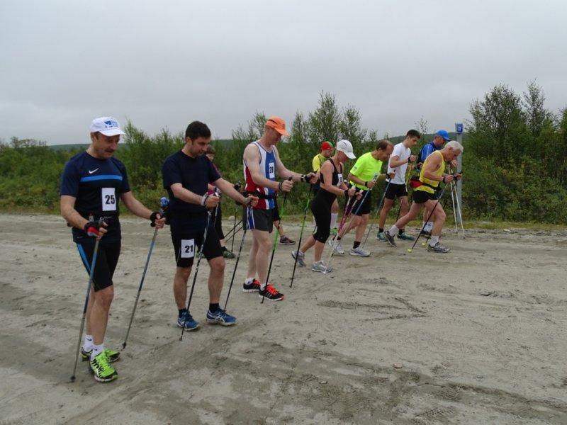 Фото к Дорогу осилит идущий: в Мурманске прошел «Пяйве-марафон»