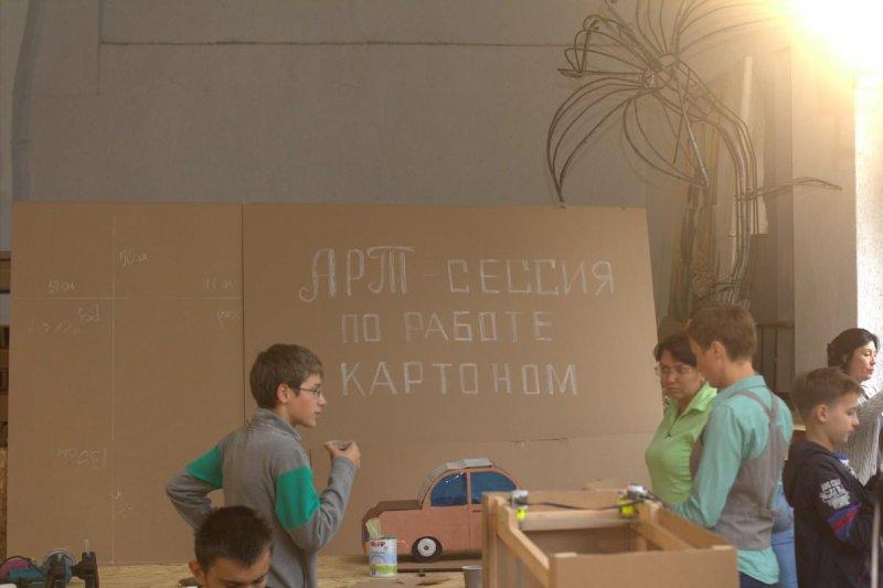 Фото к ИЦАЭ Калининграда представил на «дне технополиса» огромный атомный синтезатор