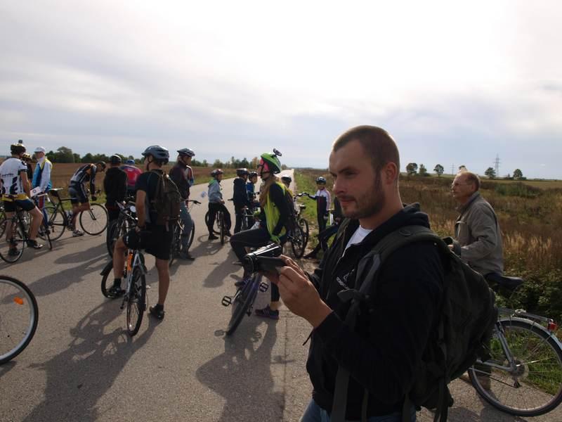 Фото к «Атомный велопробег-2015»: сотни километров к юбилею атомной отрасли