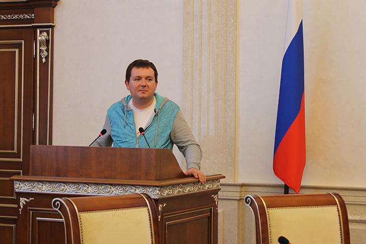 Фото к PROрегион-2015: в Новосибирске прошел молодежный форум