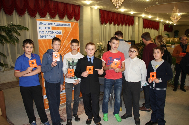 Фото к ИЦАЭ Ульяновска открыл «Театральный АтомГрад»