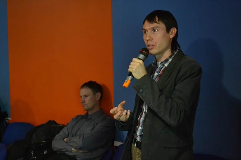 Фото к «Почему и зачем?»: в Петербурге стартовал цикл лекций по социологии