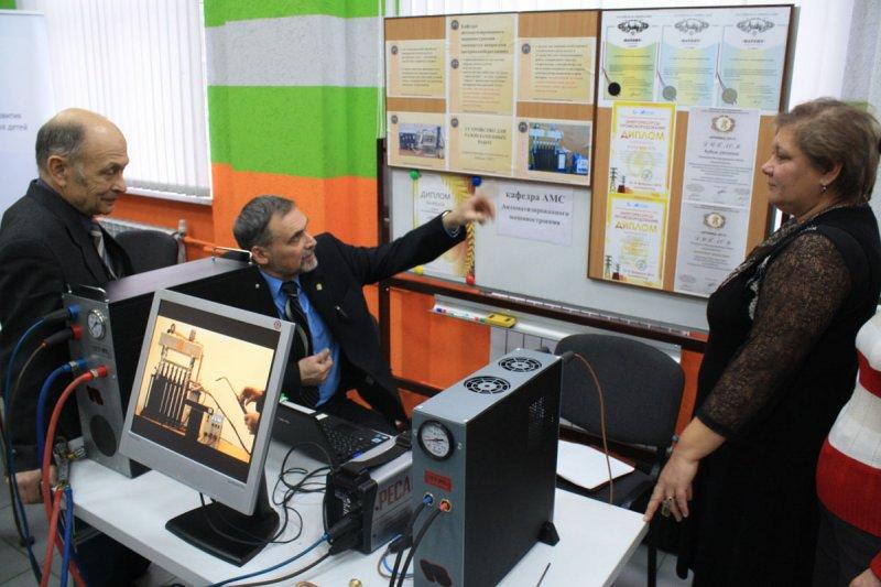 Фото к Не ждать у моря погоды: калининградский школьник исправил недоработки ведущих инженеров мира