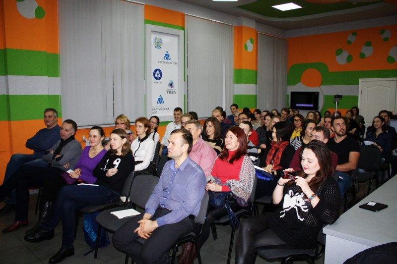 Фото к «Продать товар — это как атом расщепить!»: израильский бизнес-тренер научил калининградцев деловой коммуникации