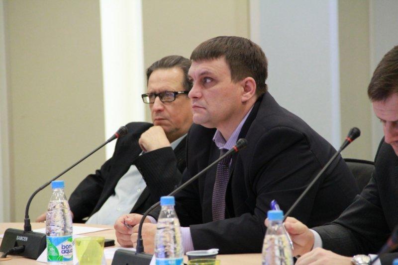 Фото к В экспертном клубе «Комитет развития» подвели итоги года