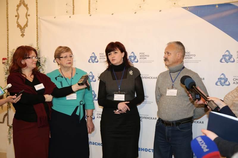 Фото к ИЦАЭ Смоленска принял участие в общественных слушаниях по строительству новых объектов Смоленской АЭС