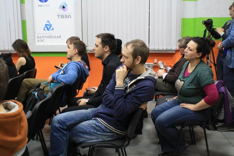 Фото к TalkToChef, Documentum и датский технопарк: в Калининграде прошел очередной вечерний лекторий