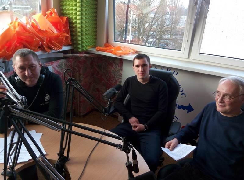 Фото к ИЦАЭ Калининграда — в радиоэфире!