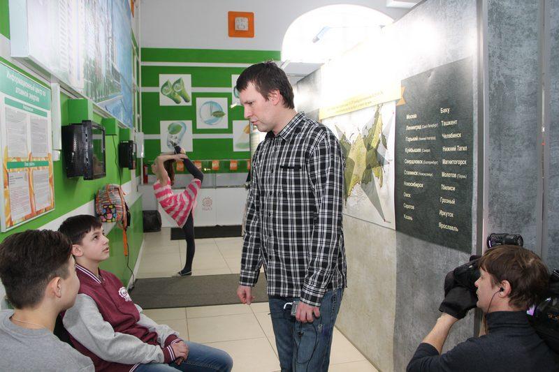 Фото к Первый отборочный этап регионального тура «Nuclear Kids» прошел в Нижнем Новгороде