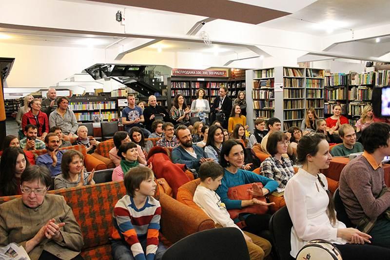 Фото к Гравитационные волны как окно во Вселенную: в ИЦАЭ Владимира, Нижнего Новгорода и Новосибирска прошли открытые лекции