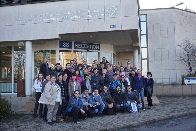 Фото к Большой адронный коллайдер своими глазами: в ИЦАЭ Томска прошел открытый семинар